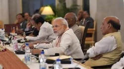 Mamata Banerjee And Kcr Will Not Attend The Niti Ayog Meet Chaired By Pm Modi