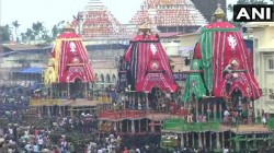 Lord Jagannath Yatra To Begin From Today In Puri Odisha Amit Shah Offers Prayer