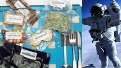 How Astronauts Survive In The Space What Do They Eat Here Is Answer