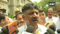 Our Mla Will Come Back And Take Their Resignation Back Dk Shivkumar