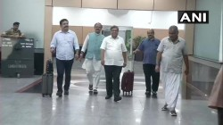 Karnataka Top Bjp Leladers Reaches To Delhi To Meet Amit Shah To Discuss To Form New Gov