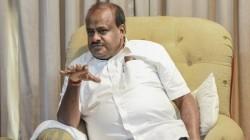 Karnataka Political Crisis Hd Kumaraswamy On Mlas Resign Is