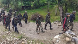One Terrorist Killed In Jammu Kashmir Shopian Encounter