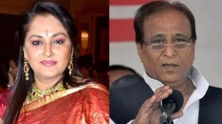 Jaya Prada Condemnts Azam Khan S Remarks On Rama Devi Call Him Roadside Romeo