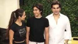Arbaaz Khan On Relation With Malaika Arora Son Arhaan Keeps Us Bonded