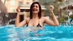 Karishma Tanna Latest Hot Bikini Pics Gone Viral