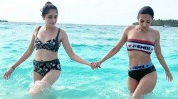 Malaika Arora Enjoying Vacation In Maldiv Pics Gone Viral