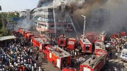 Surat Fire Incident Police Files Chargesheet