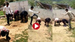Villagers Beat Up 4 Youths For Molesting A Girl