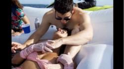 Nick Jonas Priyanka Chopra Bold Cosy Photos Go Viral