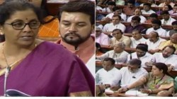 Union Budget Nirmala Sitharaman Says E Will Become 5 Trillion Dolla Economy