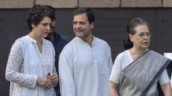 Sonia Gandhi And Rahul Gandhi Will Be Involved In The Cwc Meeting