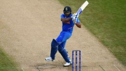 Rohit Sharma Named In Record With First Six Against Bangladesh
