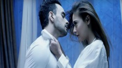 Bed Room Romance Of Bidai Fame Sara Khan And Angad