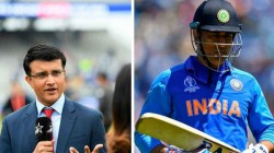 Regarding Dhoni S Batting Order Saurav Ganguli Got Mad At Team Management