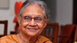 Ex Cm Of Delhi Sheila Dixit Died Due To Illness