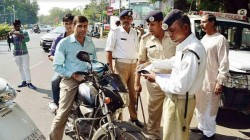 Gujarat Govenrment Started Canceling License For Breaking Traffic Rules