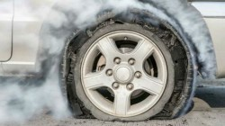 Vehicles Must Be Filled With Nitrogen Gas In Tires