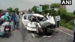 Unnao Rape Survivor Injured In Crash Akhilesh Yadav Alleges Murder Conspiracy Demands Cbi Probe