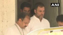 Ahmedabad Court Grants Bail To Rahul Gandhi In Criminal Defamation Suit