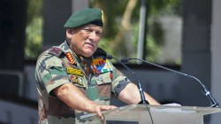 Indian Army Chief General Bipin Rawat Says No Intrusion By Chinese Troops Demchok Leh Ladakh