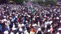 Malegaon Over One Lakh Muslims Protest And Demand Anti Lynching Law