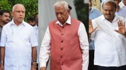 Karnataka Governor Vajubhai Vala Asks Hd Kumaraswamy To Proves Majority By 1 30 Pm Friday