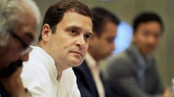 Rahul Gandhi To Meet Chief Ministers Of All The Congress Ruled State