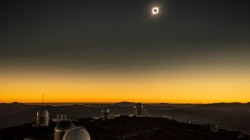 Total Solar Eclipse Seen In Few Parts Of The World On 2 July Beautiful Pictures Of Surya Grahan