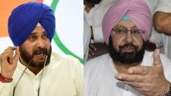 Punjab Cm Amarinder Singh Accepts Minister Navjot Singh Sidhus Resignation
