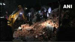 Gujarat Building Collapsed In Nadiad 4 Dead