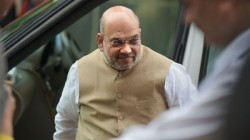 Amit Shah Has Not Any Plan To Visit Lal Chowk Says Source