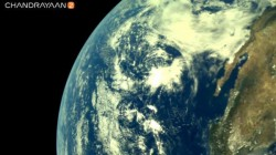 Isro Releases First Set Of Earth Pictures Captured By Chandrayaan