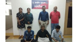 Ahmedabad Crime Branch Arrested Managers Of Fake Call Center