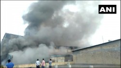 Maharashtra Fire Breaks Out In Chemical Factory Many Dead
