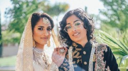 Indian And Pakistani Girl Married To Each Other