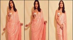 Social Medua Users Trolled Karina Kapoor For Her Saree