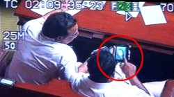 Bjp Leader Who Caught Watching Porn In Assembly Became Minister