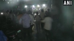 Maharashtra A Four Storey Building Collapsed In Shanti Nagar Area Of Bhiwandi