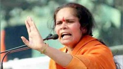 Sadhvi Prachi Claimed Something Big Was Going To Happen In Country