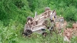Tehri Garhwal 7 Feared Dead After A School Bus Rolled Down Gorge In Kangsali