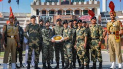 No Exchanges Of Sweets Between Bsf And Pakistani Rangers