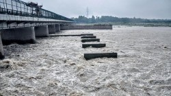 The Risk Of Flood In Delhi Increased Yamuna Reached Above Danger Mark