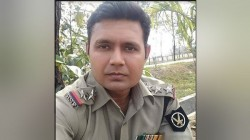 Bsf Personnel From Gujarat Lost His Life On Assam Border