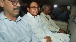 Inx Media Case P Chidambaram Arrested Live Updates