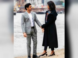 Farhaan Akhtar And Priyanka Chopra Pic From Sky Is Pink
