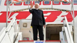 Pm Modi Has Used Pakistani Airspace To Travel To France