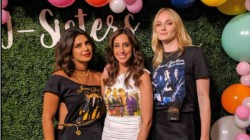 Priyanka Chopra Shares Family Pictures With Nick Jonas Sophie Turner From Happiness Begins Tour