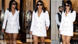 Priyanka Chopra Is Roaming In Newyork Hot Pics Went Viral