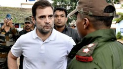 After Article 370 Revoked Congress Leader Rahul Gandhi Visit Kashmir Tomorrow